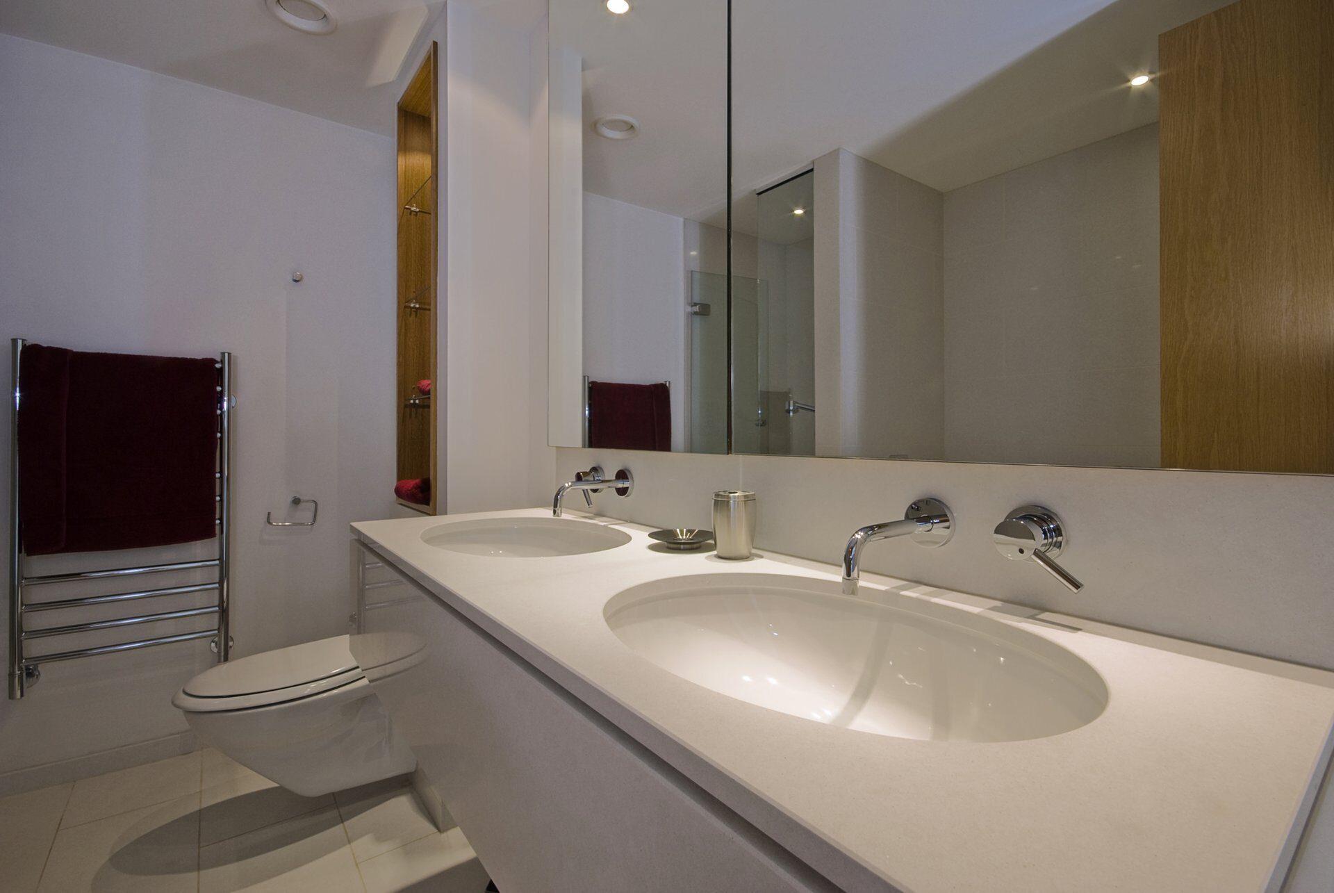 Акриловые ванные комнаты